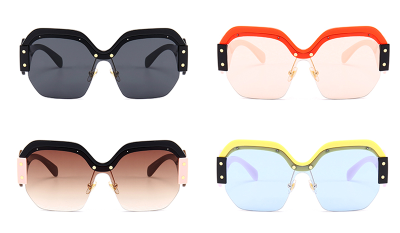 square half frame sunglasses women brand designer 2018 luxury 5029 details (4)