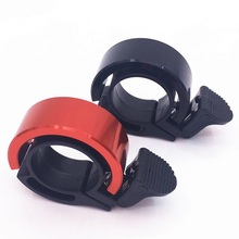Invisible Bicycle Bell MTB Mountain Road Bike Bell Aluminum Alloy Mini Cycling Handlebar Ring Bells Safe Alarm Horn