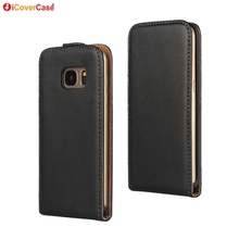 Cover for Samsung Galaxy S7 Case Leather Flip Coque for Samsung S7 G930 Etui Capa Fundas Hoesjes Carcasas Cell Phone Cases Cover(China)