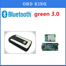 5pcs/lot green board 3.0 wow snooper withBluetooth v5.008 software cars trucks diagnostic tool working better than others(China)