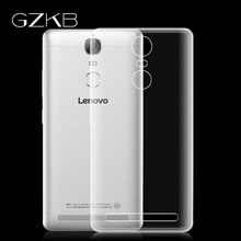 Buy Lenovo K5 note case K5 note Case GZKB ultra thin Transparent capa Silicone Tpu soft back cover Lenovo K5 note case for $4.34 in AliExpress store