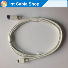 High quality 6ft  1.8m IEEE1394b FireWire 9 to 4-Pin 800/400 Cable for  iMac i.LINK DV Camcorder
