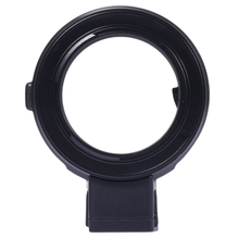 Original Lens Adapter Viltrox NF - NEX Electronic Aperture Control Lens Mount Adapter Ring for Sony