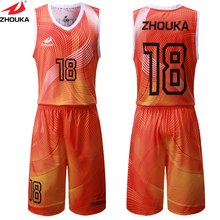 2017 New Design Men Breathable Basketball Jersey Free Color Design Custom Basketball Kits