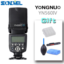 Buy Yongnuo YN 560 IV yn560iv YN-560IV 2.4G Wireless Master & Group flash Speedlite Canon Nikon Pentax essentialap Cameras for $72.50 in AliExpress store