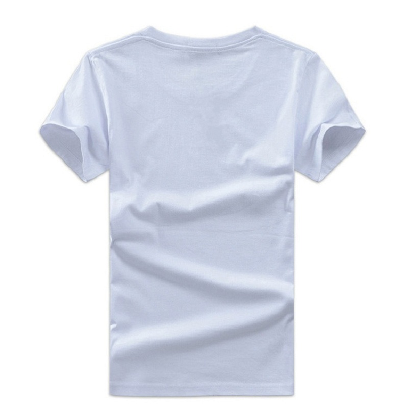 Men's Clothing ... Tops & Tees ... 32730818597 ... 5 ... RFBEAR Brand 2018 New Fashion Summer T Shirts Men O-Neck Cotton T-Shirt Casual tshirt homme Short Sleeve Men's Clothing White  ...