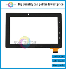 7 inch smart navigation 300-N3690P E-A00-V1.0 PD20 Freelander PD10 capacitance touch screen(China)