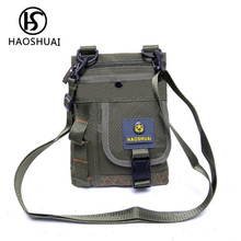 sling bag men small mobile phone shoulder bags hip pouch motorcycle travel crossbody bag nylon waterproof cigarette purse man