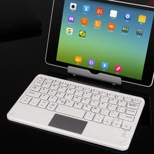 Beautiful Gift 100% Brand New Wireless Bluetooth Keyboard Touchpad For All 7-10 inch Android Windows Tablet
