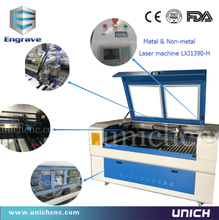 Good service cheap furniture laser cutting machine LXJ1390-H/laser engraving machine /3d laser engraving machine