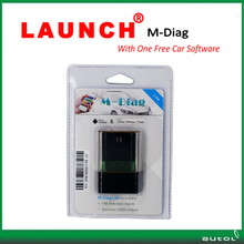 2017 New Launch M-Diag Lite Plus for iOS Android Built-in Bluetooth OBDII with Special Function Mdiag Get One Free Car Software