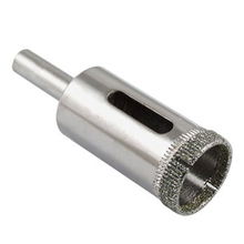 18mm Marble Hole Saw Tile Slate Drill Bit Silver Tone