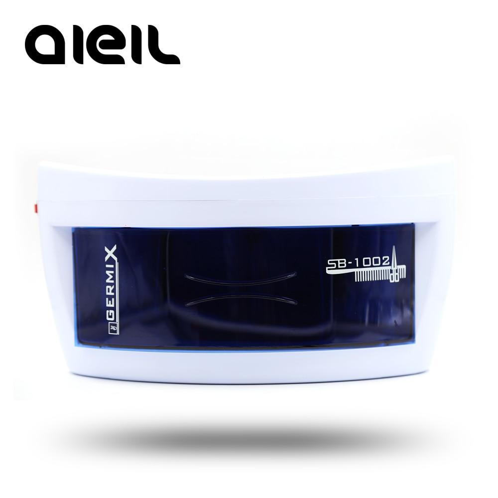 UV Sterilizer Nail Art Nails Sterilizer Manicure Nail Tools Machine UV Disinfection Sterilizer Box Sterilizer 35W 220V/110V<br>