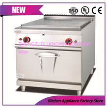 western Kitchen machines bFrench Gas hotplate with oven cooking Hotplate cooking range multifunction cooker equipment(China)
