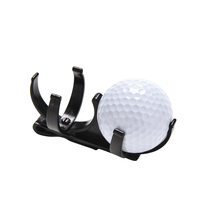 Brand New Practical Black Two Held Hold Golf Ball Retriever Pick up Training Aids Golf Accessories Wholesale 1 Pc