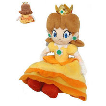 Cute Kids Baby Girls Toys Plush Teddy Princess Daisy Soft Toy Pretty Girl Stuffed Doll Toys