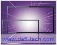 "DefiLabs 6 points 37"" Infrared Touch Screen frame, 16:9 format for advertising(China)"