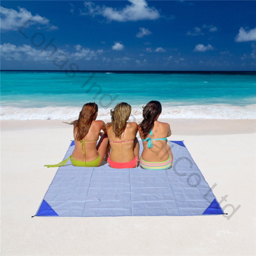 Sand Escape Compact Outdoor Beach Blanket mat new stlye28