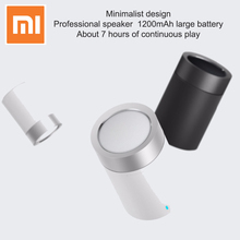 Original Xiaomi Mi Bluetooth 4.1 Speaker Cannon 2 Mini Smart Portable Wireless Subwoofer Wifi Loudspeaker Handsfree Calls#C5