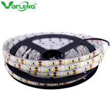 LED Strip Waterproof 4014 SMD LED Ribbon 5M 600LEDS DC 12V LED Tape Light Cool White Warm White Super Bright than 3014