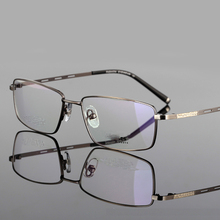Ultra-light Titanium Spectacle Frame Reading Glasses Men Business Eyewear High Quality Comfortable Reading Eyeglasses+1.0 -+4.0