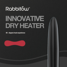 Buy RABBITOW dry heater Thermostat 48 Degrees Male Masturbators Pussy Vagina Dolls,Warm Anal Oral Pussy,Sex Toys Product