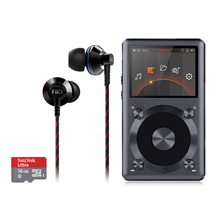 FiiO High Music Player X3II+Dynamic Earphone EX1 2nd