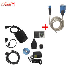 Buy New V3.102.004 For Honda HDS HIM Diagnostic Tool with Double Board HDS HIM with Z-TEK USB1.1 To RS232 Convert Connector