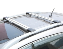 Sport Design Fashion Roof Baggage Luggage Racks & Boxes Bar High Quality Crossbar For Subaru Forester Z2AAE015(China)