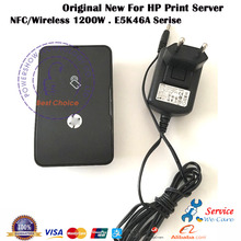 Original New For HP 1200W HP1200W Mobile Print accessories Print Service Print net work Card E5K46A # ACF(China)