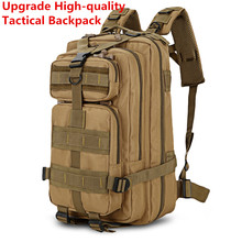 Free Knight 25L Outdoor 3D Tactical Backpack Sport Army Military Molle Camouflage Bag Trekking Traveling Camping Hiking Rucksack