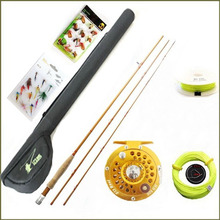 MAXWAY fly fishing combo 9' 5/6#