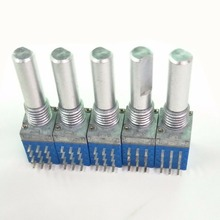 5PCS for KENWOOD Frequency modulation switch potentiometer TK2107.TK2307/2207, TK-3107 channel potentiometer