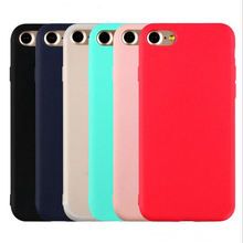 Buy Case iphone 7 Silicone Shockproof Phone Case Cover Coque iphone 6 6S 7Plus 6 S 6Plus 8 8Plus 5 S 5S SE X Xs Max Xr for $1.35 in AliExpress store