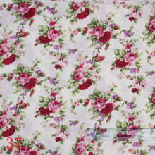 150 * 100cm New polyester fabric cloth Southeast Asian style roses design DIY handmade clothing bedding fabric 37#