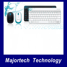 New arrival Original Genuine Logitech MK240 wireless keyboard and mouse computer Combos Mini Keyboard and Mouse(China)
