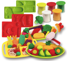 Color Modeling Clay Sets Learning Education Plasticine DIY Toys for Kits Creative Plaything