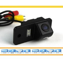 CCD Night Vision / Car Rear View Camera For Audi A6 C6 S6 RS6 2005~2009 / HD Back Up Reverse Camera(China)