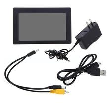 "4.3"" TFT LCD Car Monitor Parking Assist Car rear view camera with mirror monitor Backup Reverse Auto TV Car DVD Screen monitor"