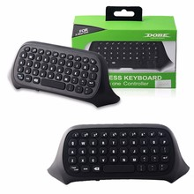 Chatpad Message Keyboard For Xbox One Controller 3.5mm Audio Port 2.4G Wireless