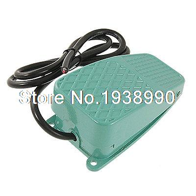AC 250V 10A SPDT NO NC Nonslip Industrial Momentary Power Foot Pedal Switch<br><br>Aliexpress