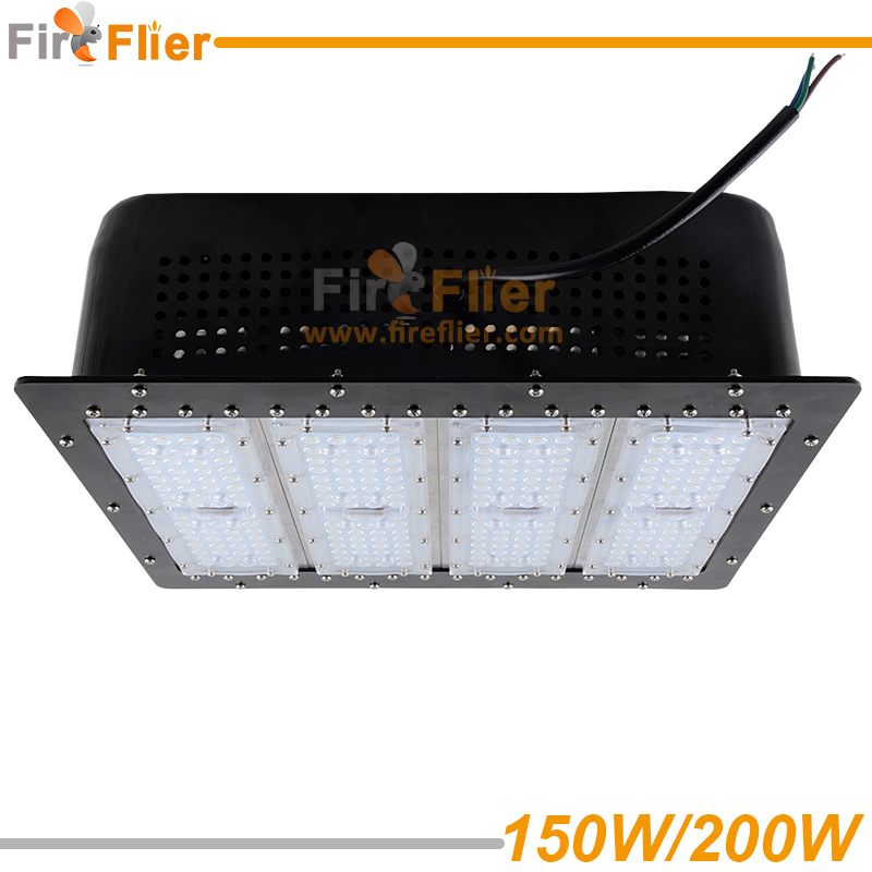 surface mounted led canopy light 200w