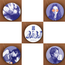 Youpop KPOP FX F(X) 4 Walls Album Brooch K-POP Pin Badge Accessories For Clothes Hat Backpack Decoration HZ1778(China)