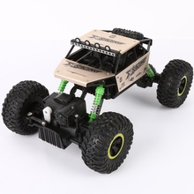 Buy 2.4Ghz 4WD High Speed 1:14 Radio RC Cars Off-Road Crawler Truck Remote Control Racing Cars Electric Fast Race Buggy Hobby Car for $30.20 in AliExpress store