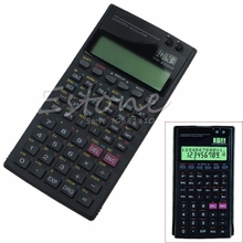 1PC 2.5'' LCD Display Screen Handheld 2000A Scientific Function Calculator Black -R179 Drop Shipping