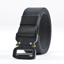 Special Forces Military Tactical Belts Mens OPS SWAT Army Combat Nylon Belts Adjust Emergency Survival Waist Belt Tactical Gear