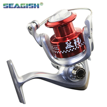 Seagish Fishing Vessel Wholesale Type 3000 Gapless Fishing Reel Spinning Wheel Sea Rod Fishing Gear Fishing Supplies FM0691(China)