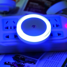 Bestfire LED induction lamp round halo Nightlight Nightlight light LED night market stall products(China)