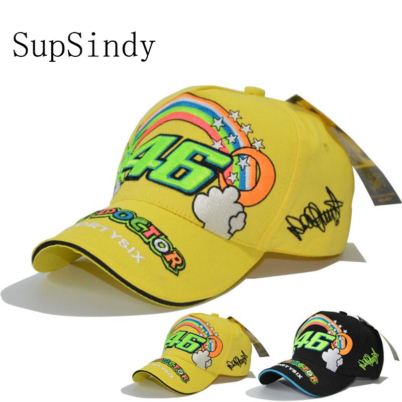 2017 New Design F1 Racing Cap Car Motocycle Racing MOTO GP VR 46 Rossi Embroidery Sport Hiphop Cotton Trucker Baseball Cap Hat<br><br>Aliexpress