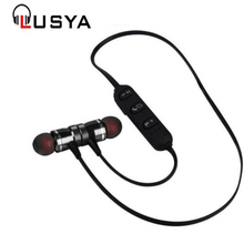 Buy LY-11 Metal Sports Bluetooth Headphone SweatProof Earphone Magnetic Earpiece Stereo Wireless Headset Mobile Phone for $10.43 in AliExpress store